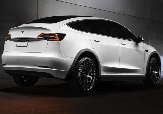 The Tesla Model Y Will Be Unveiled This Year Here Are The Latest Updates Marketwatch