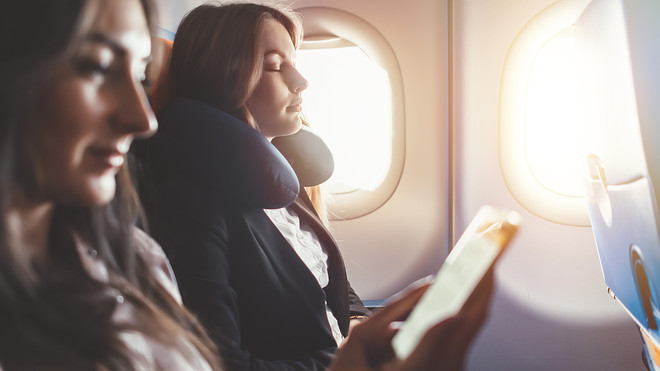 travel pillow that travel pros say