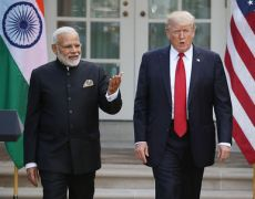 Trump's new target of unfair trade: India