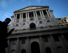 Data show unusual trading activity in the pound before Bank of England announcements in January, December