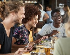 To fight the next recession, the government might send you money so you can go out to dinner with friends