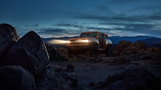 The 10 coolest things about the new Ford Bronco 3