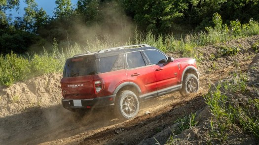 The 10 coolest things about the new Ford Bronco 5