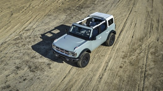 The 10 coolest things about the new Ford Bronco 2