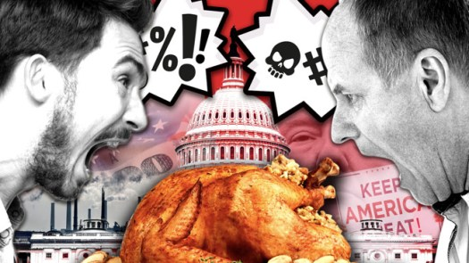 If you must talk politics at Thanksgiving dinner, follow these rules of engagement 2