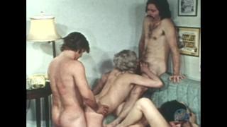 Classic Porn: Horny Lesbians