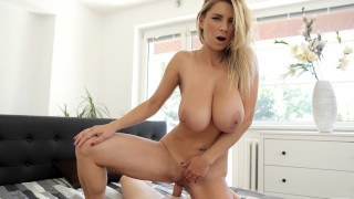 NF Busty - Sexy Blonde Sneaks Off To Fuck Sisters Man S3:E5