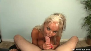 Horny Step-moms So Excited Since Teen Just Got Legal