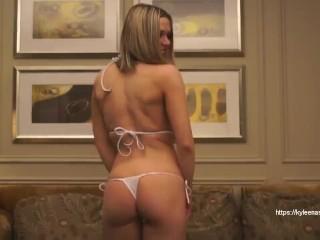 Kylee Nash Models Bikinis