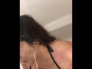 AP_Live baptizing Porn Princes Eliana Taylor w a Golden Shower