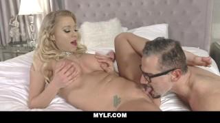Big Tit Blonde Mylf Gets Fucked
