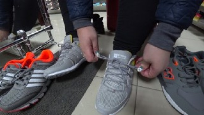 Foot fetish in a public shoe store. Fat legs try on sneakers., kaylia76 pornstar under Amateur, Russian, Feet, BBW, Exclusive, Amateur, Fetish, Russian, Mature, Feet, BBW, feet fetish, legs, homemade, shoes