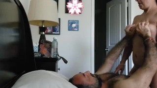Homemade horny soccer mom gets her pussy pounded