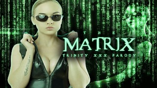 Busty TRINITY from THE MATRIX Is Insanely Horny