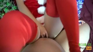 Melon Ice - Merry X'mas !! Sandy มาให้ของขวัญกับทุกคนค่ะ
