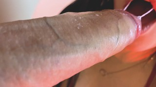 ASMR The Best Blowjob Of Your Life You Ever Seen, Cum Drained Out Of His Cock