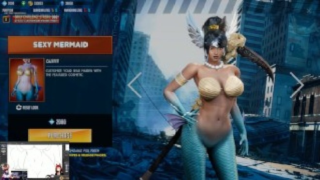 Let's Play League Of Maidens Part 3 Mermaid Raven, TheLordOfThePussy pornstar under Cartoon, Big Ass, Public, outside, Big Boobs, butt, raven