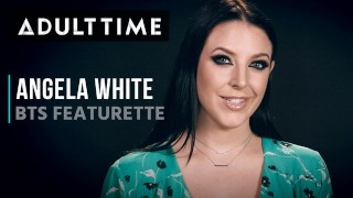 ADULT TIME - Angela White BTS of PERSPECTIVE
