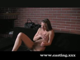 Young mom freaks out after shes creampied
