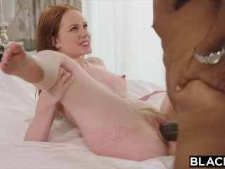BLACKED Thirsty Teachers Assistant Craves Her Professors BBC