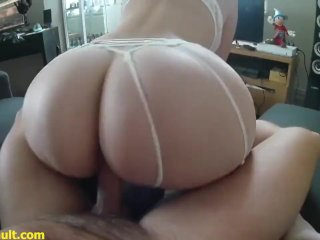 Big Ass MILF Gets Fucked In Her Perfect Ass