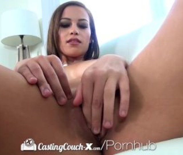 Castingcouch X Casting Agent Picks Up Stripper Karter Foxx For Audition