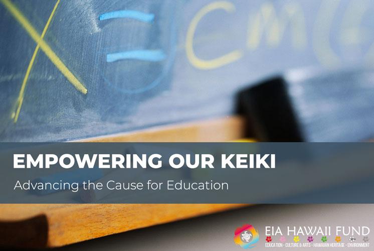 Empowering our Keiki
