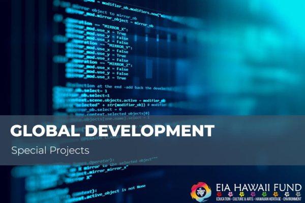 Global Development Initiative - Eia Hawaii Fund