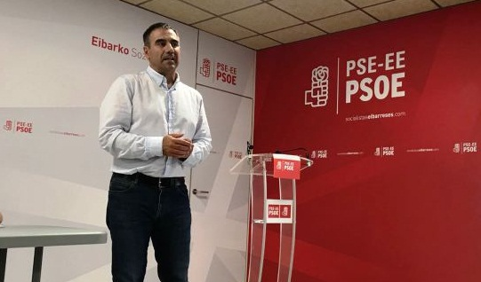 """[eiberri.eus] El PSE de Eibar culpa a PNV, EH Bildu e Irabazi de """"bloquear"""" una inversión de 20 millones"""