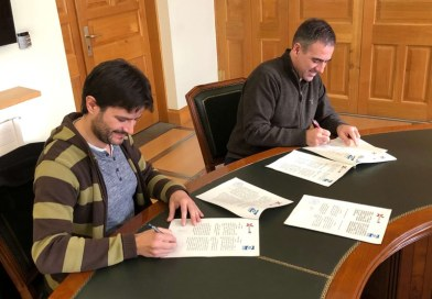 [eiberri.eus] Eibar firma el convenio para los Premios Javier Gorosabel y las Jornadas Astronómicas