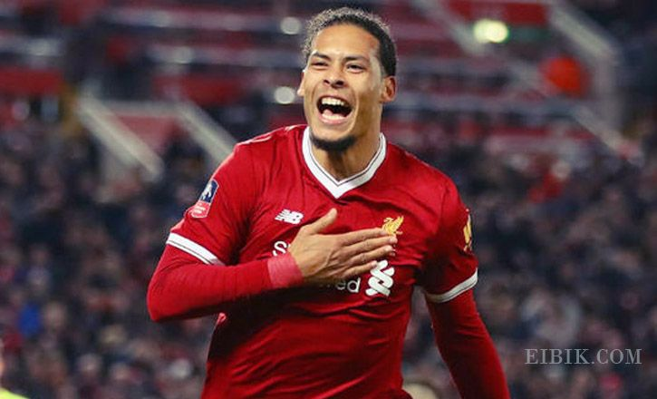 Virgil van Dijk Biography