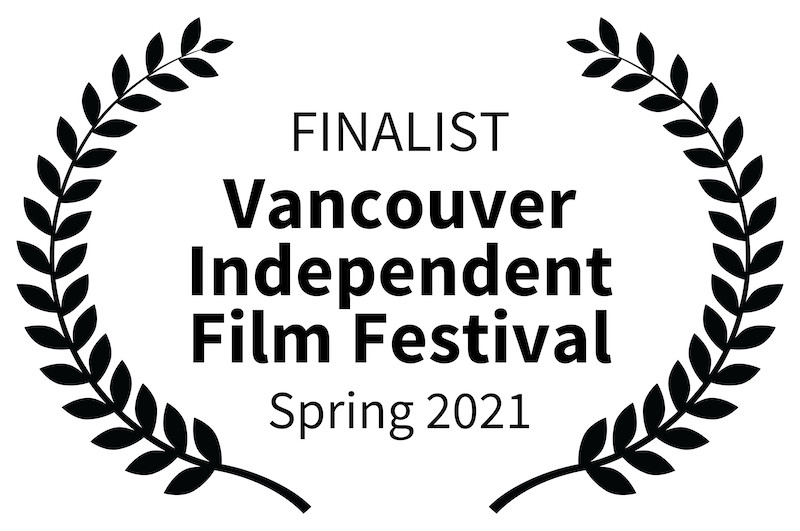 IMPRINT finalist laurel for Vancouver Independent Film Festival
