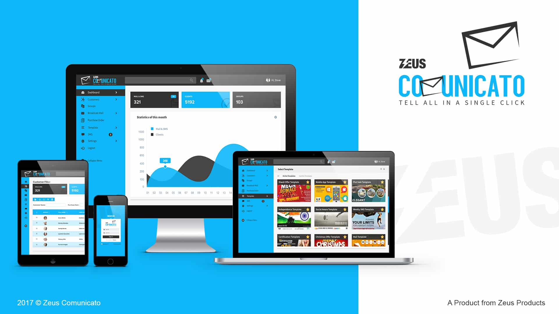 Zeus Communicato CRM Software