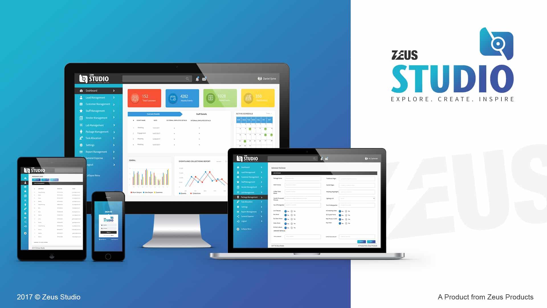 Zeus Photo suite App