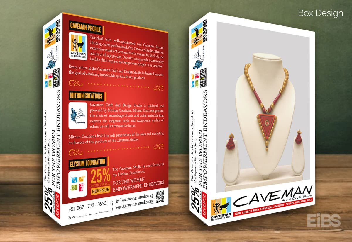 Cave man Art and Craft Studios