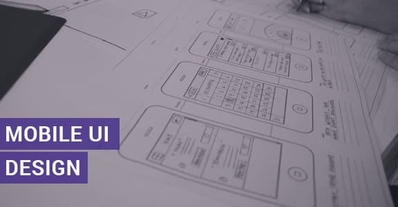 Mobile App UI Design Services