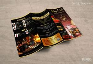 Brochure Printing design