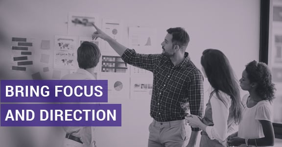 Bring Focus attention strategy