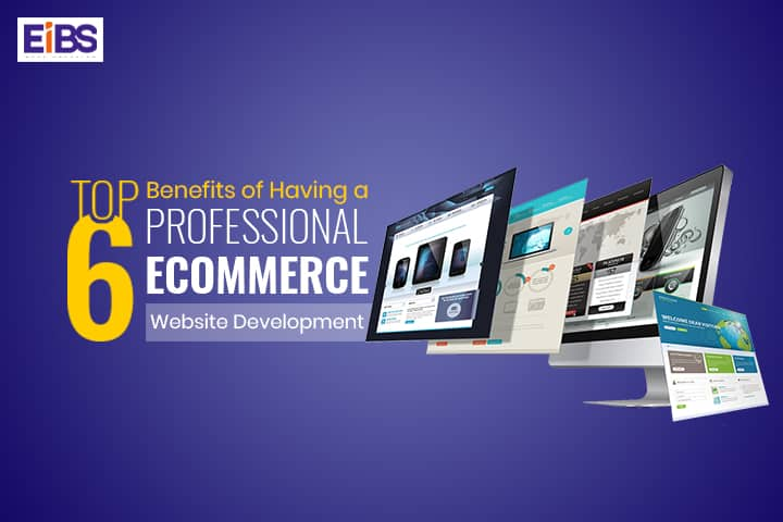 Benefits of Ecommerce Website