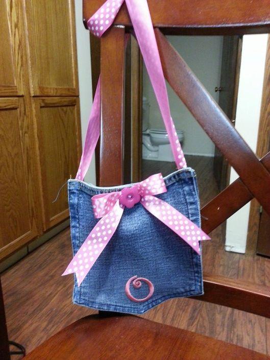 Cousin Olivia's purse