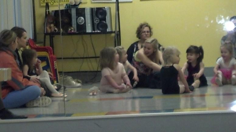 Dance Class 4/10/13