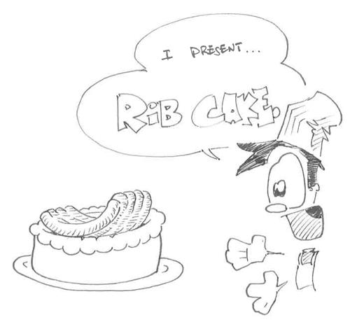 ribcake