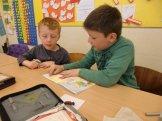 Besuch der Kindergartenkinder in der 3c 2015