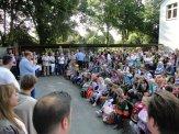 Einschulungsfeier Eichendorffschule 2015