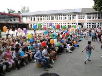 Letzter Schultag 2016