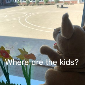 Sally - where are the kids 1