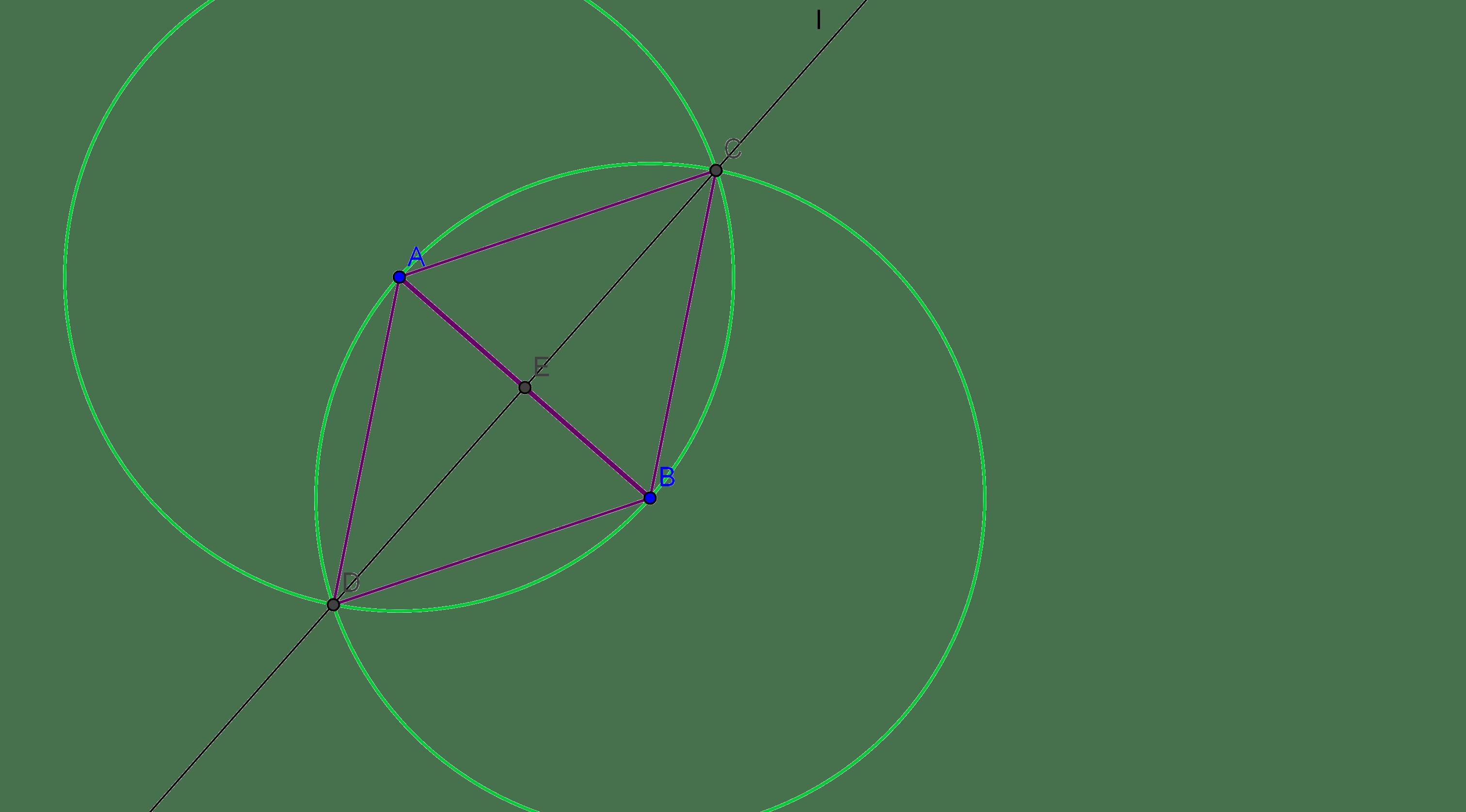 Perpendicular Bisectors
