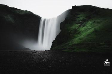 Skóga, Island.