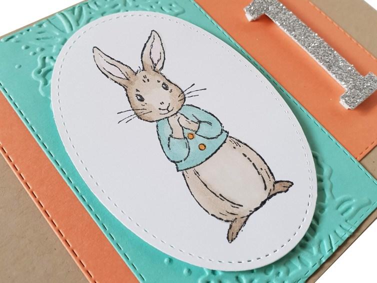 Make it Monday : Peter Rabbit look-alike!