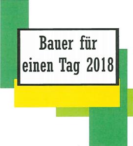 Bauer für einen Tag 2018